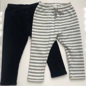 Baby Gap Cozy On Pull On Pants- 18-24 Months